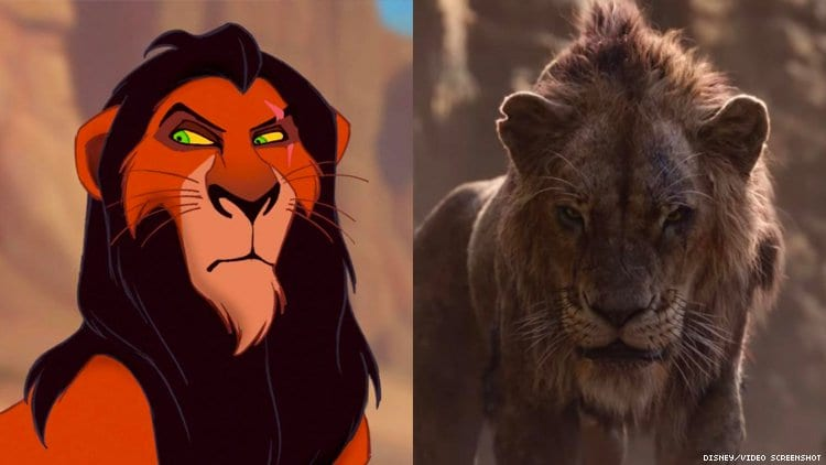 The Lion King Reboot: Fans are Conflicted Over Scar's CGI