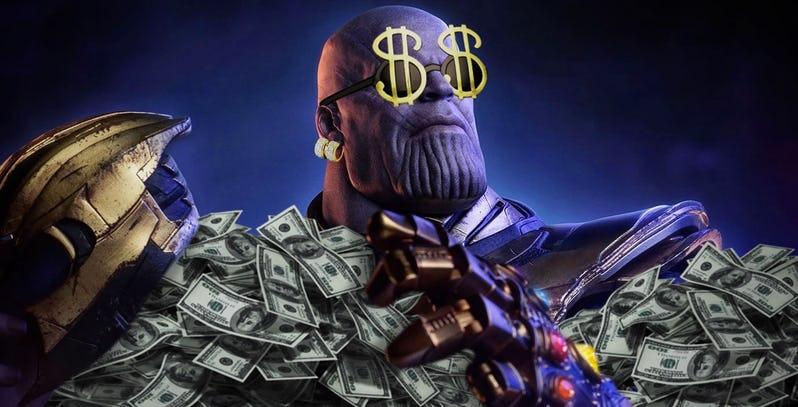 Breakthrough (and Expensive!) CGI Scenes in MCU Movies