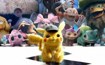 How CG Animators Nailed Detective Pikachu's Design and Won Over Fans