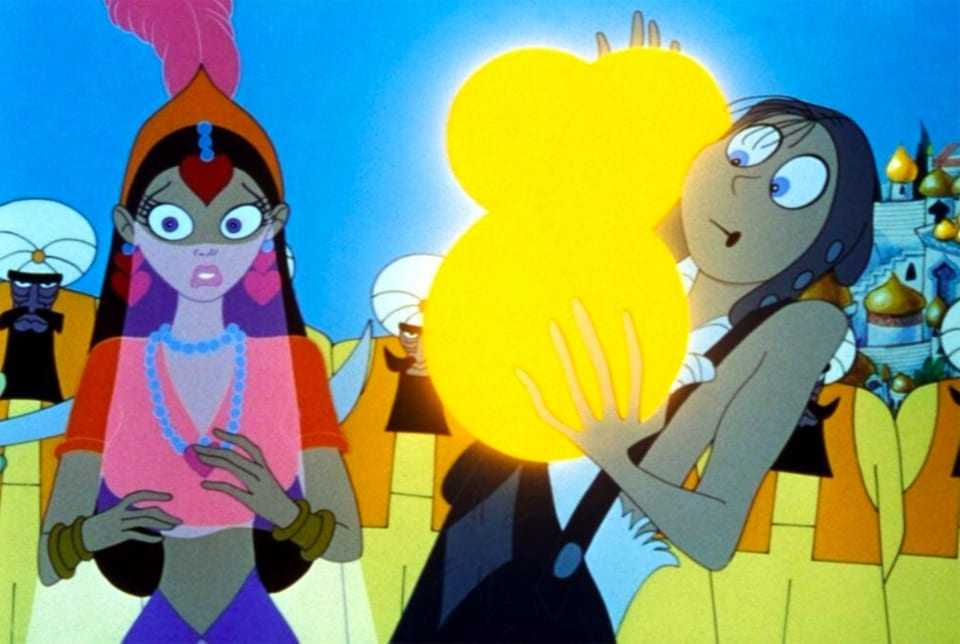 animated films that took forever to make - the tief and the cobbler