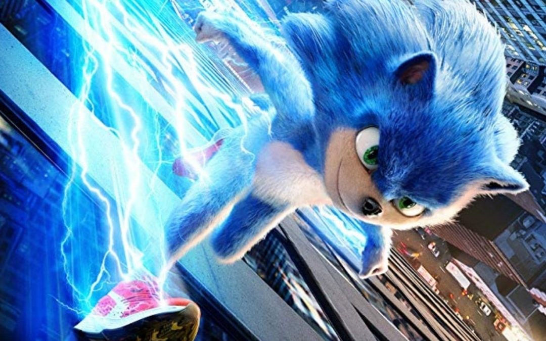 The Internet is Upset with Sonic The Hedgehog's Mouth