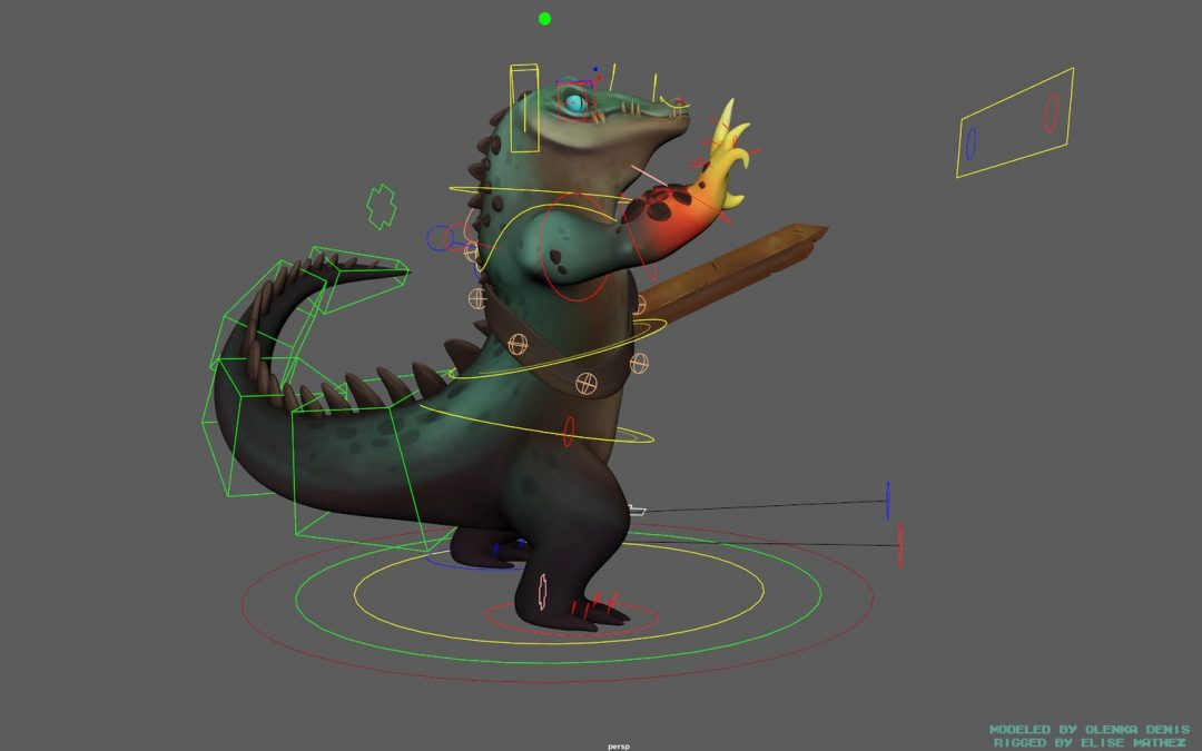 Master These Important 3D Rigging Terms