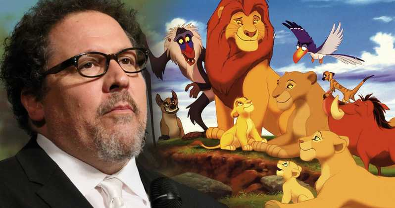 "Is The Lion King Remake Live-Action or Animated? Jon Favreau Says ""Neither"""