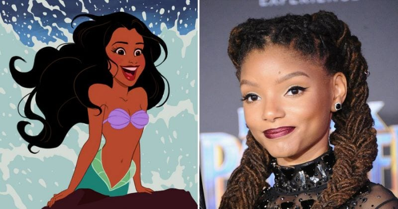 R & B Singer Bags Dream Role of Ariel in The Little Mermaid Live Action Remake