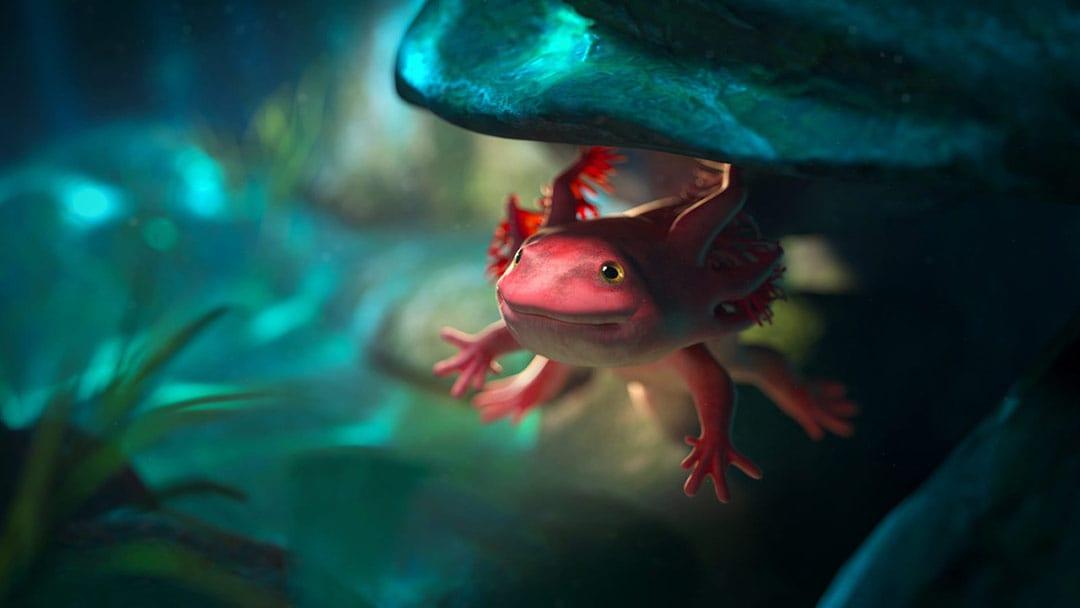 Academy of Animated Art students - Nicholas Balliett